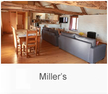 Miller's farm cottage