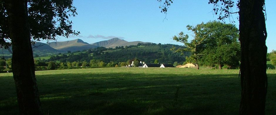 Brynich Farm cottages in the heart of the Brecon Beacons